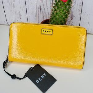 DKNY Zip Around Wallet